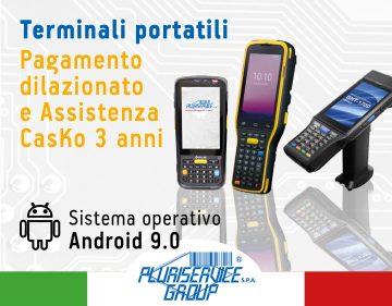 terminali portatili android - promozione