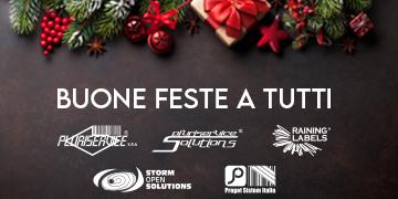Buone Feste 2020 - Gruppo Pluriservice