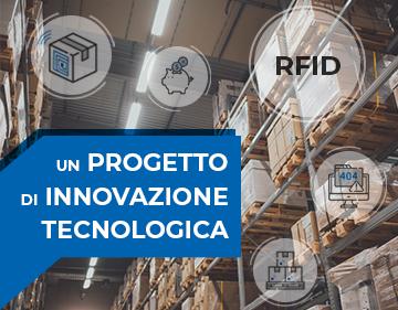 """RFID: Un progetto di innovazione tecnologica per un """"magazzino efficace"""""""