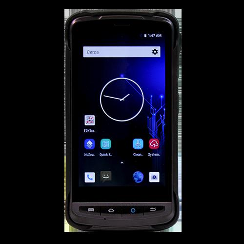terminale portatile android plus 90