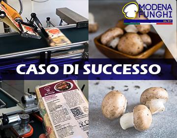 caso di successo modena funghi srl