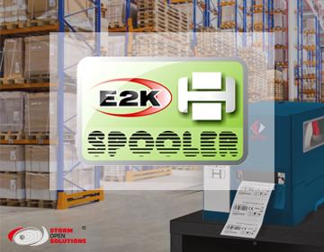 E2K Spooler: il software per l'automazione di stampa
