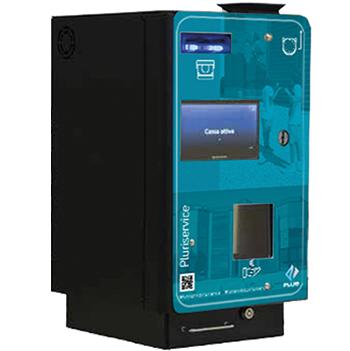 automatic cash machine Plus1000