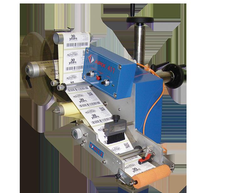 automatic labelling apix A.411