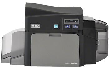badge printer Fargo