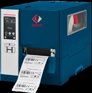 labels printer apix 250