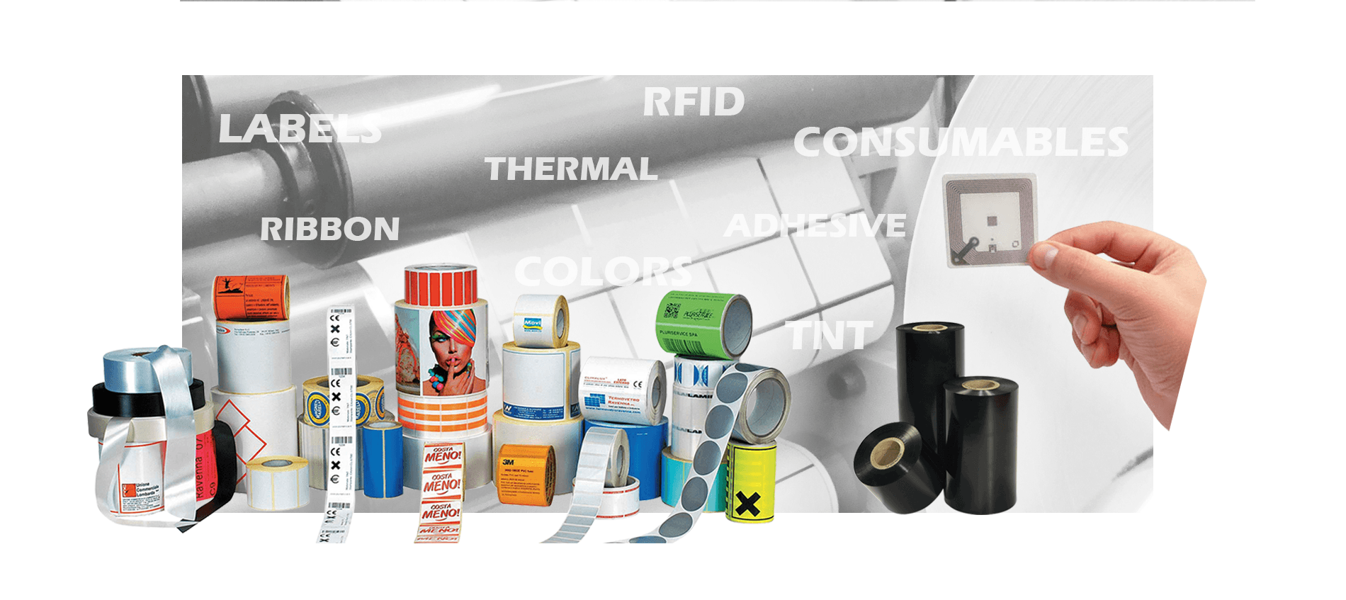 supply of consumables
