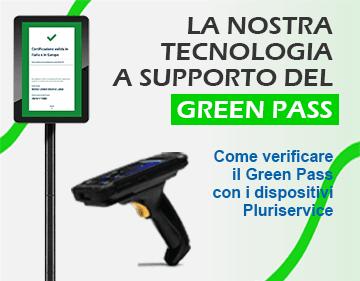 La nostra tecnologia a supporto del Green Pass