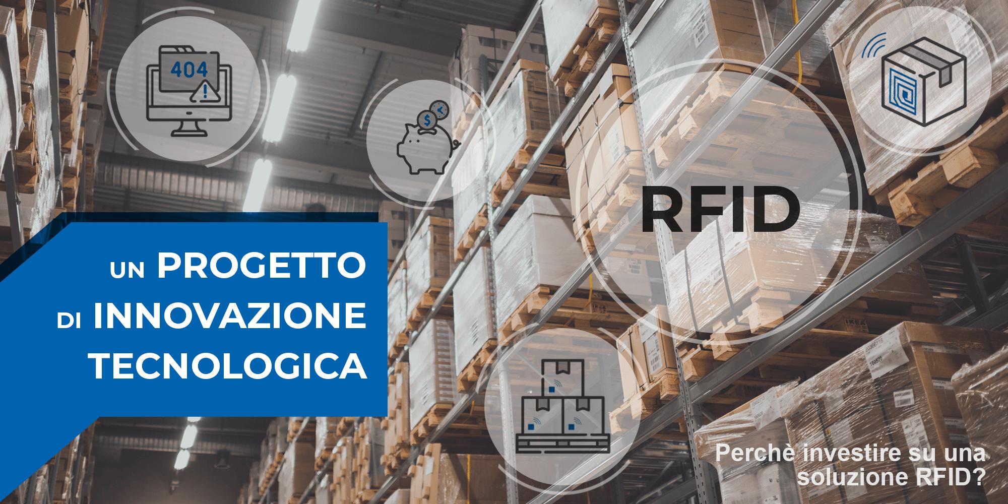 un progetto di innovazione tecnologica RFID
